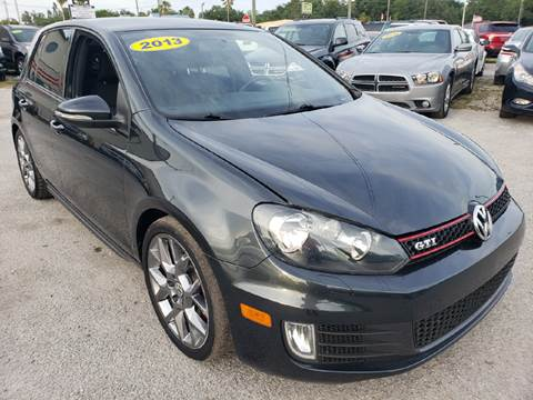 2013 Volkswagen GTI for sale at Marvin Motors in Kissimmee FL