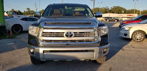 2014 Toyota Tundra for sale at Marvin Motors in Kissimmee FL