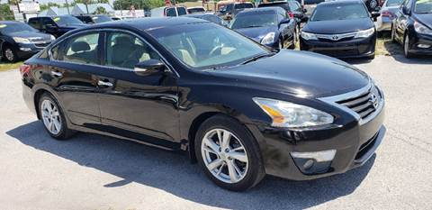 2013 Nissan Altima for sale at Marvin Motors in Kissimmee FL