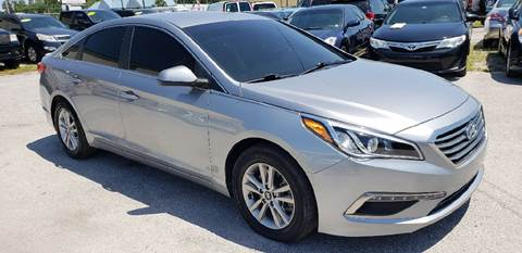 2015 Hyundai Sonata for sale at Marvin Motors in Kissimmee FL