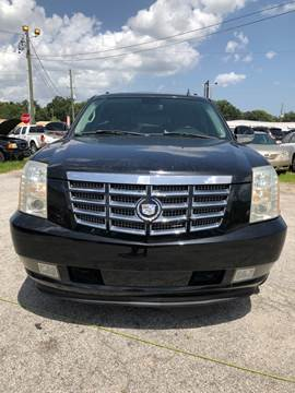 2007 Cadillac Escalade ESV for sale at Marvin Motors in Kissimmee FL