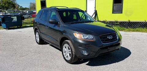 2011 Hyundai Santa Fe for sale at Marvin Motors in Kissimmee FL