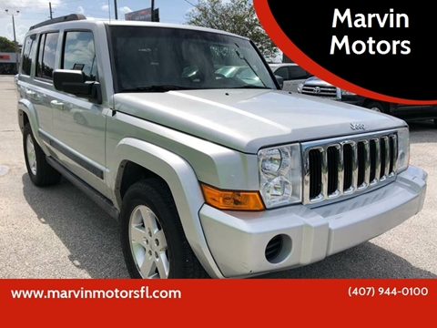 2008 Jeep Commander for sale in Kissimmee, FL
