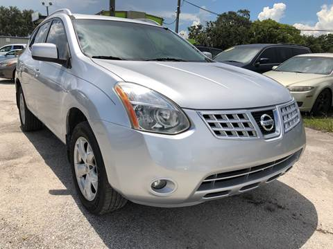2008 Nissan Rogue for sale at Marvin Motors in Kissimmee FL