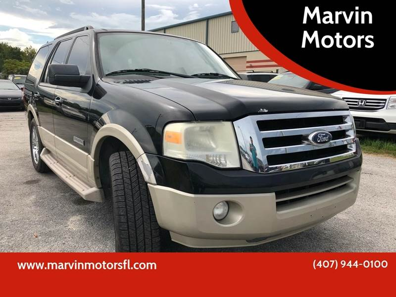 Ford Expedition For Sale In Kissimmee Fl