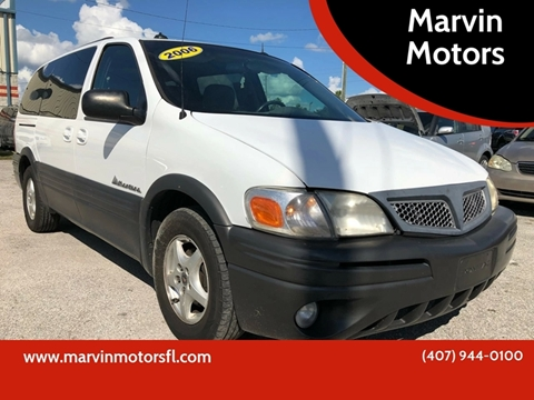 2005 Pontiac Montana for sale in Kissimmee, FL