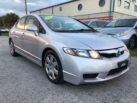 2011 Honda Civic for sale at Marvin Motors in Kissimmee FL