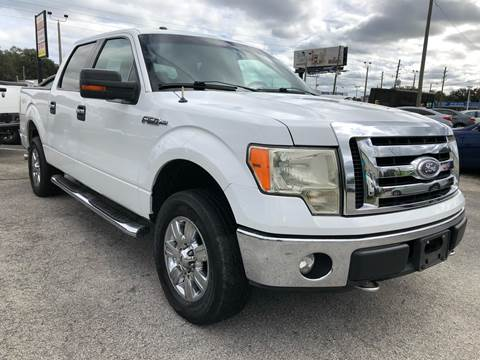 2011 Ford F-150 for sale at Marvin Motors in Kissimmee FL