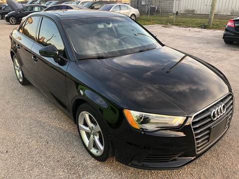 2016 Audi A3 for sale at Marvin Motors in Kissimmee FL