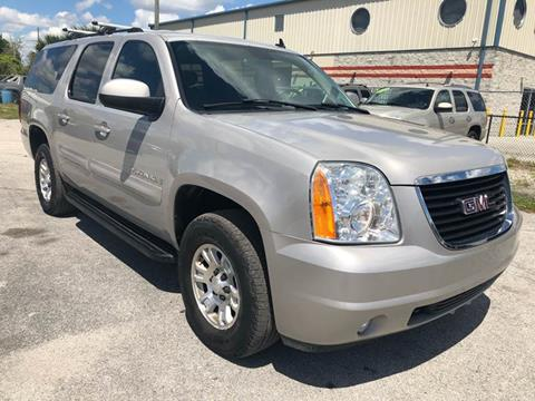 2007 GMC Yukon XL for sale in Kissimmee, FL