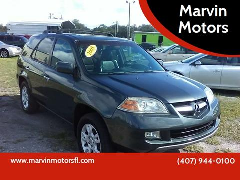 2005 Acura MDX for sale at Marvin Motors in Kissimmee FL