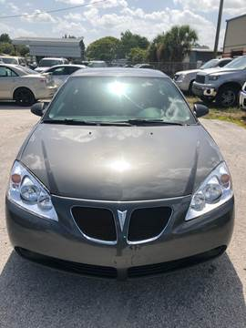 2007 Pontiac G6 for sale in Kissimmee, FL