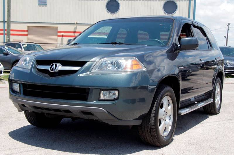 2006 ACURA MDX BASE AWD 4DR SUV gray there are no electrical problems with this vehicle this veh