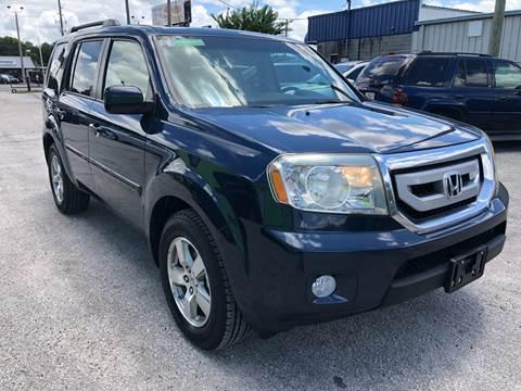 2009 Honda Pilot for sale at Marvin Motors in Kissimmee FL