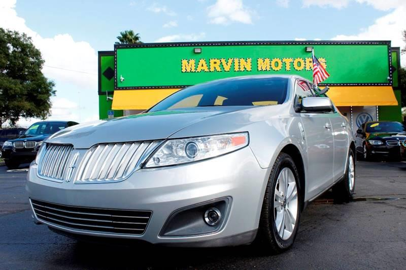 2009 LINCOLN MKS BASE 4DR SEDAN silver the front windshield is in excellent condition the paint