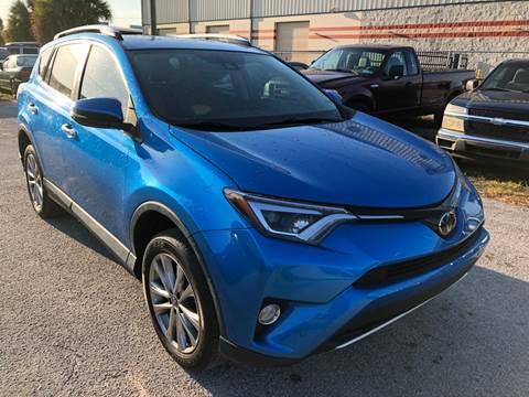 2016 Toyota RAV4 for sale at Marvin Motors in Kissimmee FL