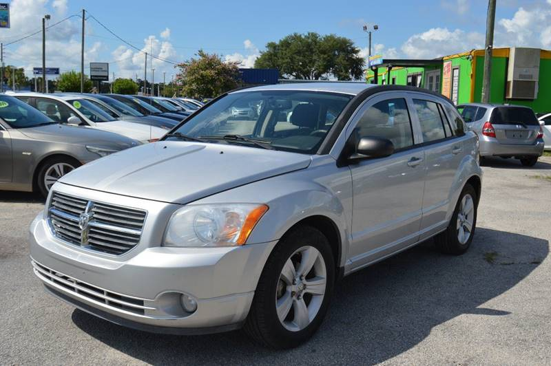 2011 DODGE CALIBER MAINSTREET 4DR WAGON gray there are no electrical problems with this vehicle