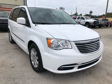 2015 Chrysler Town and Country for sale at Marvin Motors in Kissimmee FL