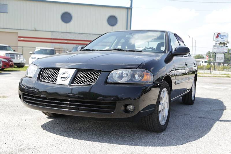2005 NISSAN SENTRA 18 4DR SEDAN black there are no electrical problems with this vehicle this v