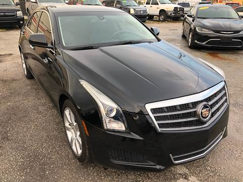 2014 Cadillac ATS for sale at Marvin Motors in Kissimmee FL