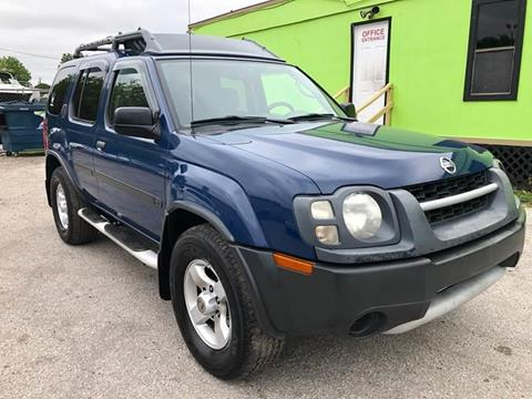 2004 Nissan Xterra for sale at Marvin Motors in Kissimmee FL