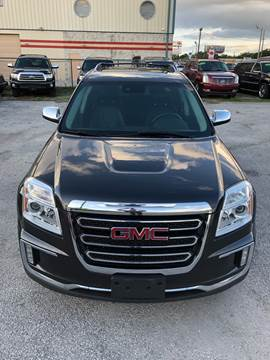 2016 GMC Terrain for sale at Marvin Motors in Kissimmee FL
