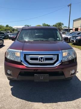 2010 Honda Pilot for sale at Marvin Motors in Kissimmee FL