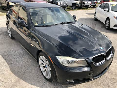 2011 BMW 3 Series for sale at Marvin Motors in Kissimmee FL