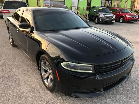 2016 Dodge Charger for sale at Marvin Motors in Kissimmee FL