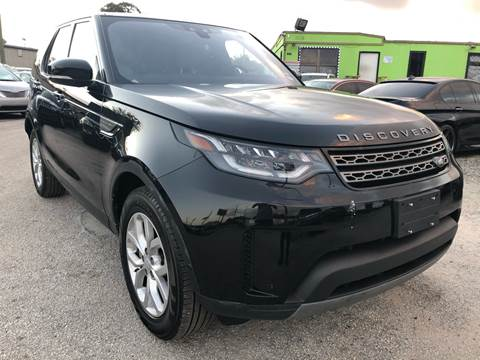 2019 Land Rover Discovery for sale at Marvin Motors in Kissimmee FL