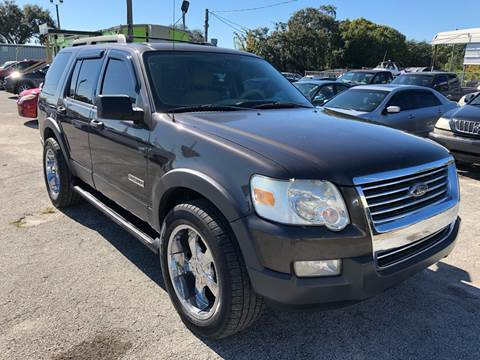 2006 Ford Explorer for sale at Marvin Motors in Kissimmee FL