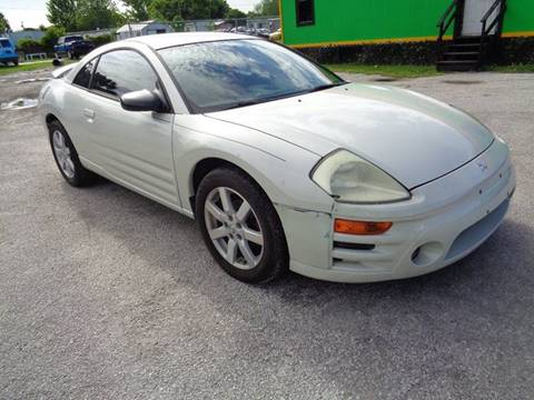 2003 Mitsubishi Eclipse for sale at Marvin Motors in Kissimmee FL