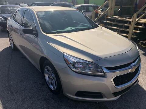 2015 Chevrolet Malibu for sale at Marvin Motors in Kissimmee FL