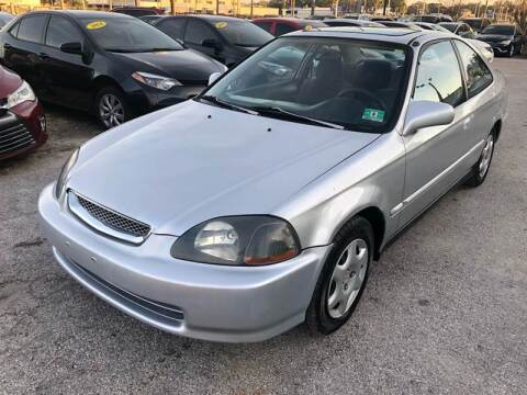 1998 Honda Civic for sale at Marvin Motors in Kissimmee FL