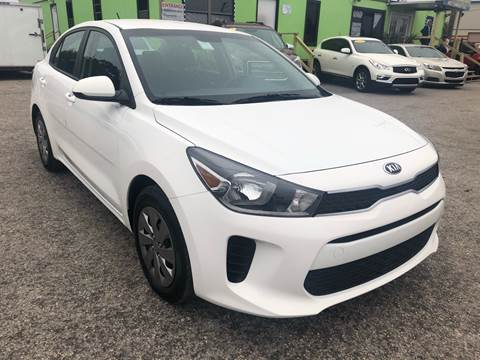 2019 Kia Rio for sale at Marvin Motors in Kissimmee FL