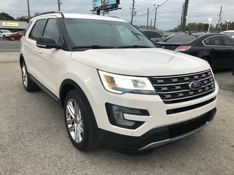 2017 Ford Explorer for sale at Marvin Motors in Kissimmee FL