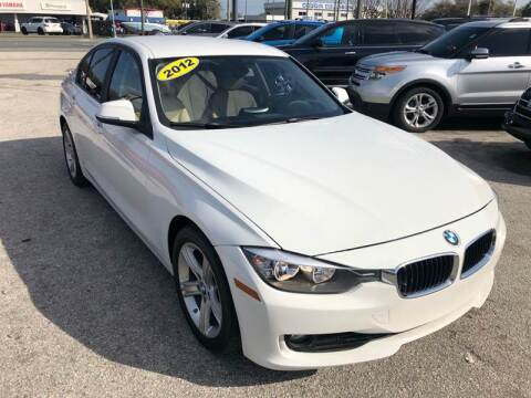 2012 BMW 3 Series for sale at Marvin Motors in Kissimmee FL