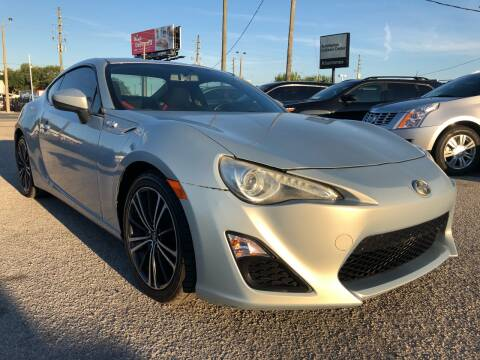 2013 Scion FR-S for sale at Marvin Motors in Kissimmee FL