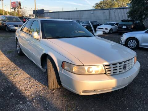 2001 Cadillac Seville for sale at Marvin Motors in Kissimmee FL