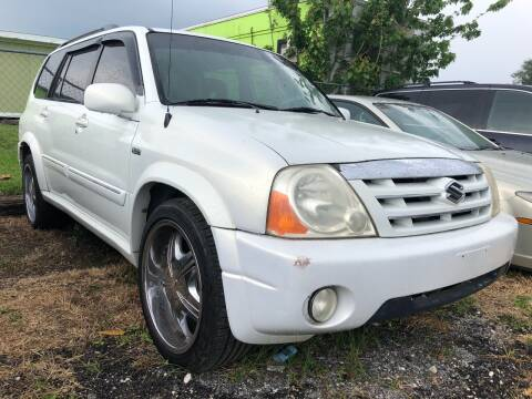 2004 Suzuki XL7 for sale at Marvin Motors in Kissimmee FL