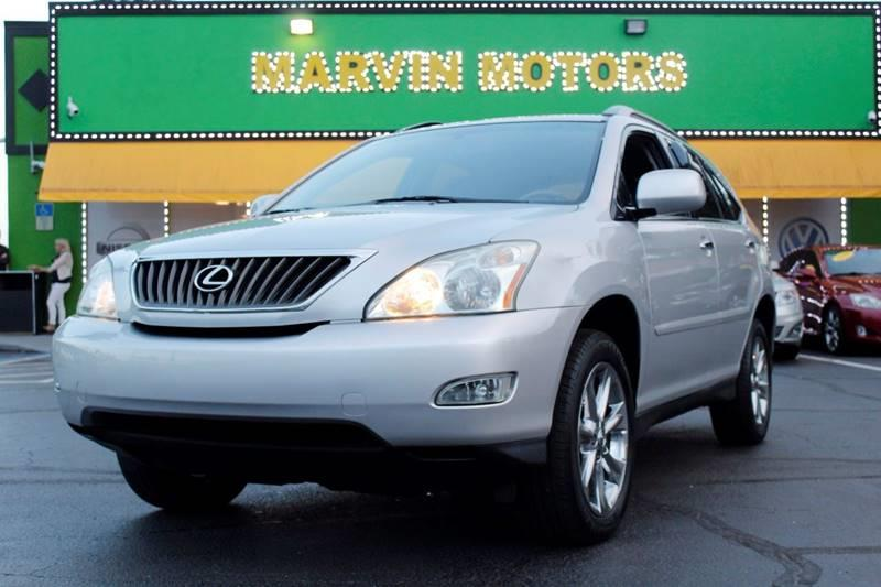 2009 LEXUS RX 350 BASE 4DR SUV silver internet cash special guaranteed financing avial