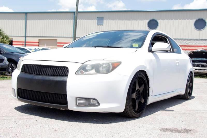 2005 SCION TC BASE 2DR HATCHBACK white there are no electrical problems with this vehicle this v