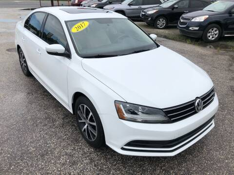 2017 Volkswagen Jetta for sale at Marvin Motors in Kissimmee FL