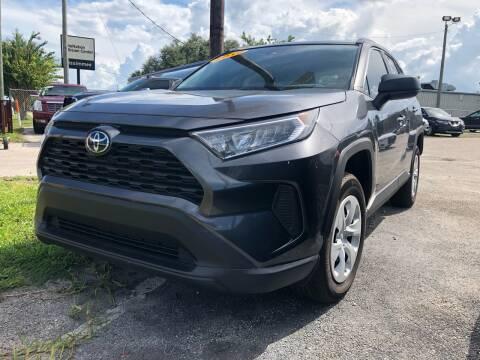 2019 Toyota RAV4 for sale at Marvin Motors in Kissimmee FL