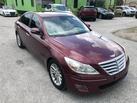 2010 Hyundai Genesis for sale at Marvin Motors in Kissimmee FL