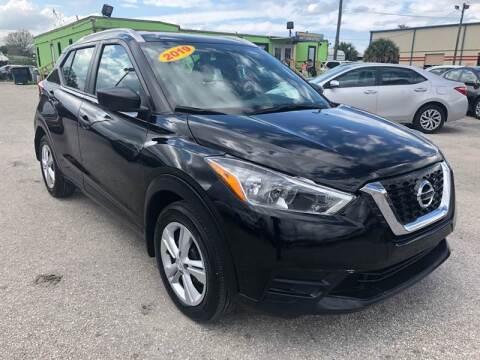 2019 Nissan Kicks for sale at Marvin Motors in Kissimmee FL