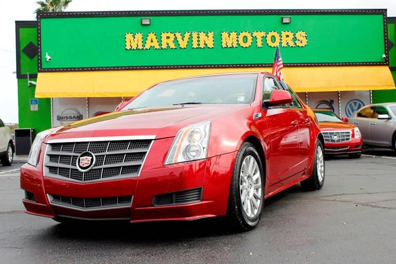 2010 CADILLAC CTS 30L V6 LUXURY 30L4DR SEDAN red the front windshield is in excellent condition