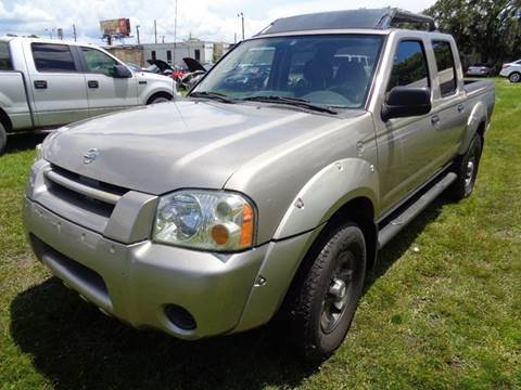 2003 Nissan Frontier for sale at Marvin Motors in Kissimmee FL