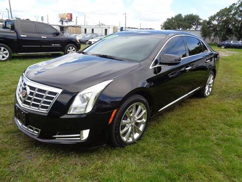 2013 Cadillac XTS for sale at Marvin Motors in Kissimmee FL