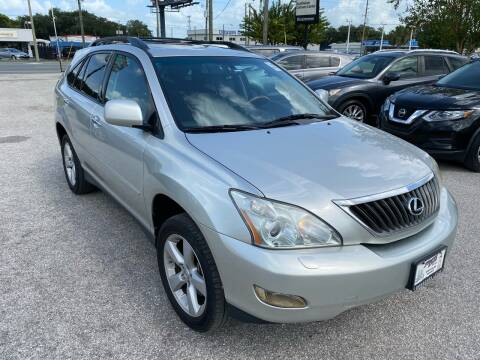 2008 Lexus RX 350 for sale at Marvin Motors in Kissimmee FL